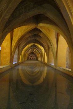 Real Alcázar de Sevilla Roadtrip, Travel, Painting, Art, Andalusia, Art Background, Viajes, Painting Art, Kunst