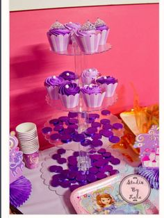 Sofia the First Birthday Party Ideas | Photo 2 of 66 | Catch My Party