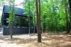 Nature House - Contemporary Cabin in Broken Bow, OK