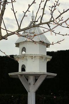 Brabourne Farm: Bird house
