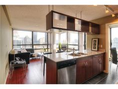 """2219 938 SMITHE Street in Vancouver: Downtown VW Condo at """"Electric Avenue"""" (Vancouver West)"""