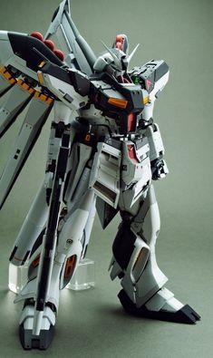 1/100 MG Hi-ν Gundam Ver.Ka. [Nu-Gundam...