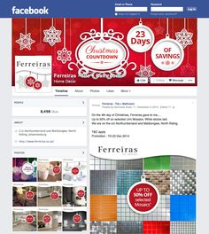 Ferreiras Christmas Countdown - Design and application of Facebook ...