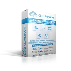 Manage multiple Cloud Accounts, WebDav, FTP, local drives and cloud files with CloudBuckit!
