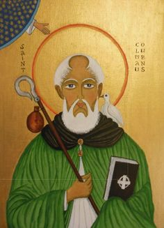 St. Columbanus was an Irish missionary notable for founding a number of monasteries on the European continent from around 590 in the Frankish & Lombard kingdoms, most notably Luxeuil Abbey in present-day France & Bobbio Abbey in present-day Italy. He is remembered as a key figure in the Irish missionary activity in early medieval Europe. Columbanus taught a Celtic monastic rule & Celtic penitential practices for those repenting of sins, which emphasized private confession to a priest...