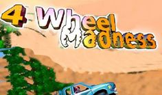 4 Wheel Madness Madness, Games, Game, Playing Games, Gaming, Toys, Spelling