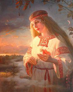 charge Zaryanitsa (Dawn)