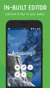 Download Wallzy Pro HD Wallpapers android app for Free    With Wallzy you can set the background of your phone from a premium collection of wallpapers.    http://apk-best.com/wallzy-pro-hd-wallpapers/
