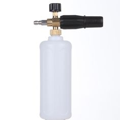 Foam Cannon Lance Quick Release for High Pressure Washer Black Adapter Car Care Tips, Pressure Washing, Car Hacks, Car Wash, Cannon, Washer, How To Find Out, Mini Vans, Cleaning