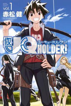 """Ken Akamatsu: """"UQ Holder! tendrá Anime para televisión y OVA en 2017″."""