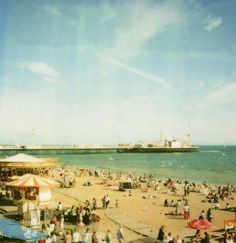 a nostalgic day at the beach