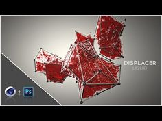 Displacer Liquid Effect Plexus - Cinema 4D Tutorial - YouTube