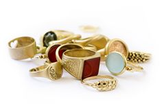 Rings - ZUR ALON - COLLECTION