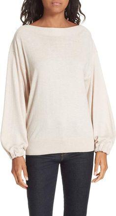 7ab9d8fab33 Brochu Walker Dakota Silk Blend Sweater. Designing WomenWomen s FashionSilk StoreCottonKnittingChicClothesSweaters ...