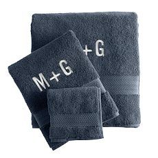 Personalized Bathroom Accessories | Mark and Graham