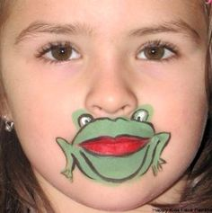 Frog: Auckland, New Zealand  Serving the Central and the greater Auckland area.   Happy Kids Face Painting uses paints that are high quality, water based, and