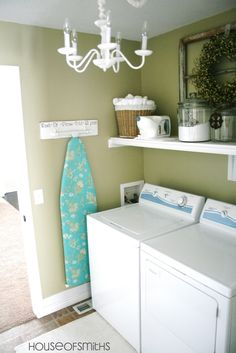 future laundry room