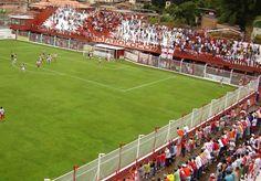 Estádio Castor Cifuentes(Alçapão do Bonfim)  - Nova Lima (MG) - Capacidade: 10 mil - Clube: Villa Nova