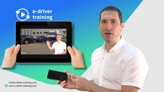 There are 24 driving exercises that are crucial for you to pass your driving test. In the video tutorials you will learn from your experienced driving instructor, Juan. He will teach you how to apply the exercises when you are practising your driving skills. Online Driving School, Driving Instructions, Video Tutorials, Driving Test, Exercises, How To Apply, Train, Teaching, Learning To Drive