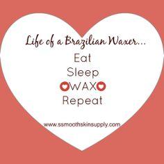 Life of a Brazilian Waxer #esthetician #brazilianwaxing #smoothskinsupply