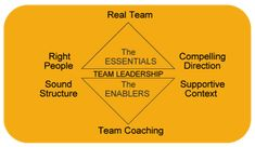 Diagnosing & Coaching Teams: The 3 Essential and 3 Enabling Conditions of Team Effectiveness (Part 2 of 2) - Team Coaching Zone