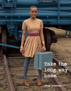 Welcome - Fair Trade Fashion   Mata Traders
