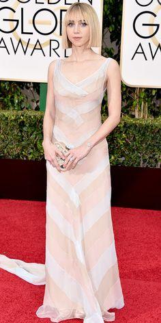 Zoe Kazan Golden Globes 2016