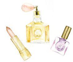 Accessories, Perfume : Irina Kaygorodova