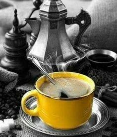 ~Katarina~coffee...coor splash...yellow####