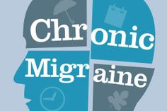 Recommendations for Those with Chronic Migraine < Chronic #migraine is defined as 15+ migraine days a month. Trust me, it's not a club you want to be in. :-(