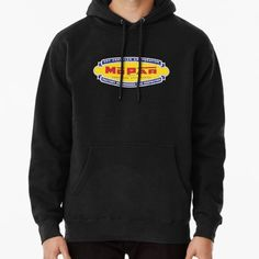 Old MoPar logo Hoodie (Pullover)