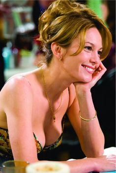 """Sarah (Diane Lane): """"I want to be in love. I want to wake up next to someone and see them smile, do the whole Sunday breakfast thing, go out and get the paper, stay in bed together all day."""" -- from Must Love Dogs (2005) directed by Gary David Goldberg"""