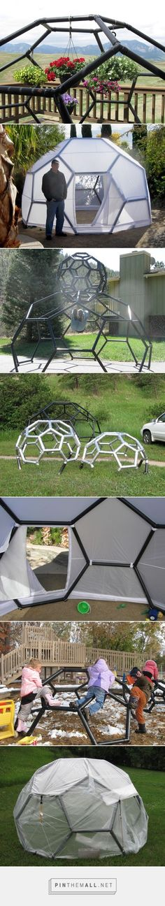 Welcome to Your Own Dome. The place for Geodesic Domes and Spheres. | Your Own Dome: