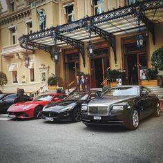 #Casino Good to be back ~ Monaco Day 1❤️ #Monaco #montecarlo #supercar #ferrari #f12 #maserati #granturismo #rollsroyce #wraith #amazingcars247 #blacklist by tanyeeeen from #Montecarlo #Monaco