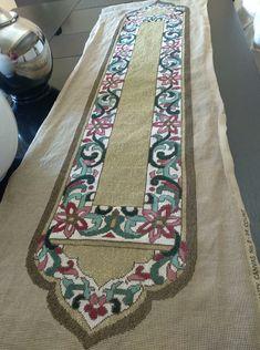 Cross Stitch Embroidery, Cross Stitches, Rugs, Greek, Models, Decor, Herb, Punto De Cruz, Dots