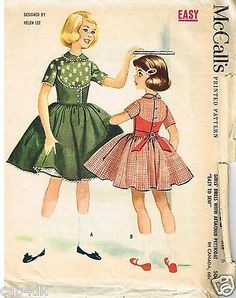 1950s Children's Fashion