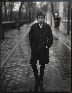 Bob Dylan by Avedon
