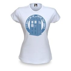 Doctor Who Maternity T-Shirt.  I'm getting this shirt when I get pregnant!  Lol!