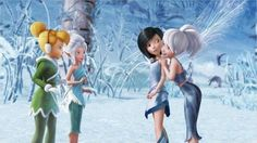 Disney Fairies Vidia | Secret of the Wings, Winter fairies - vidia-from-tinkerbell Photo