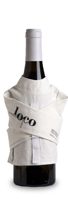 Loco 2011, Bodegas Canopy DO #Mentrida. #Wine #Packaging