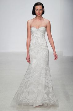 Kenneth Pool Spring 2013 Bridal Collection 30