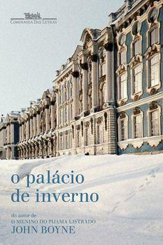 Capa do livro O Palácio de Inverno
