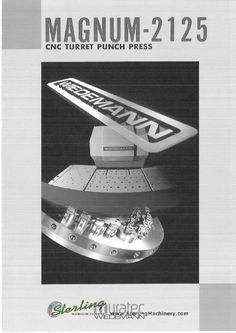 Page 1 CNC TURRET PUNCH PRESS CCIIT'I Machinery i Hflll ... https://www.yumpu.com/sv/document/view/34405181/page-1-cnc-turret-punch-press-cciiti-machinery-i-hflll-