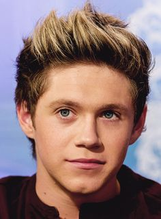 Niall- those eyes! I can't get enough of them!
