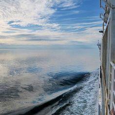 There's nothing like the feeling of ferry travel! Photo via David Mora Fdez. New Brunswick, Nova Scotia, Maine, David, Water, Photos, Travel, Outdoor, Instagram