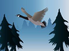 Canada Goose by Studio Brun