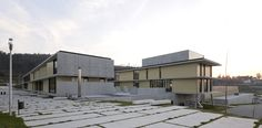 Colégio Nossa Senhora da Conceição / Pitagoras Arquitectos (Guimãres, Portugal) #architecture