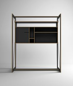 FRAME - Suspended Furniture by Pedro Sousa, via Behance