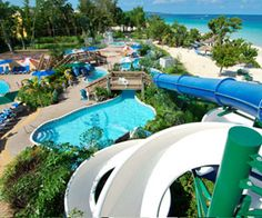 The Top 10 Caribbean Resorts for Families: Beaches Negril Resort & Spa, Negril, Jamaica (via Parents.com)