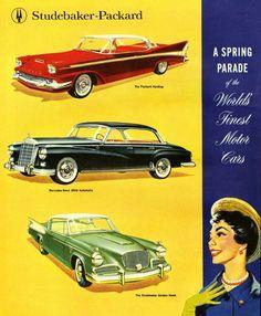 Studebaker-Packard, 1958